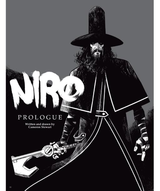 NIRO by Cameron Stewart