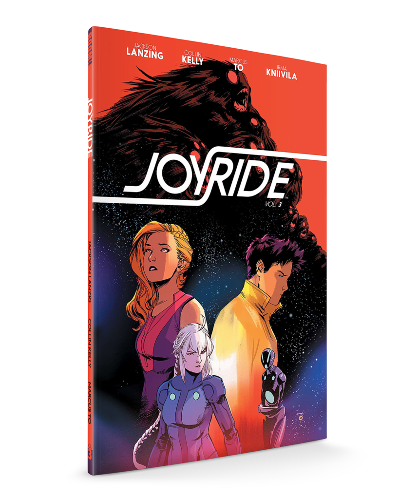 Joyride vol 3