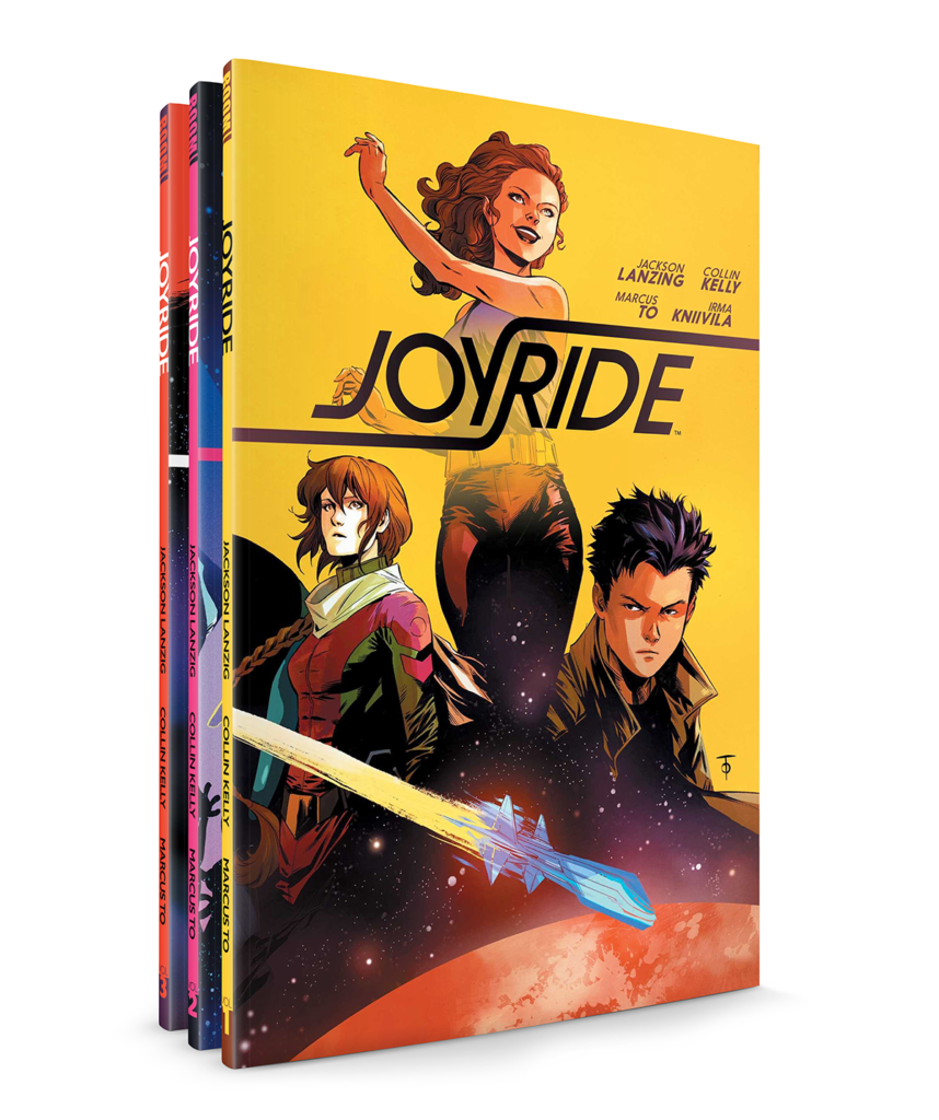 Joyride / The Complete Collection